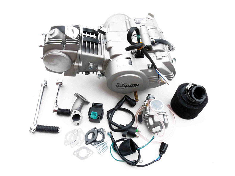 Jaký motor pro Pitbike vybrat?